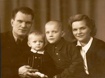 four-1950s